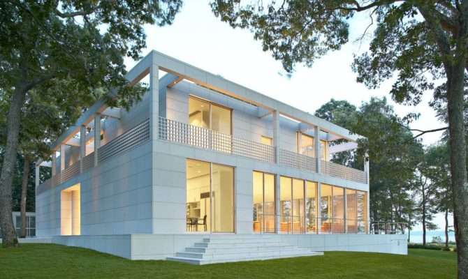Cool Modern House Bates Masi Architects Home Reviews