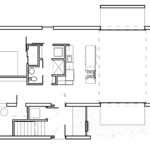 Cool Modern House Drawings Plans Contemporary Home