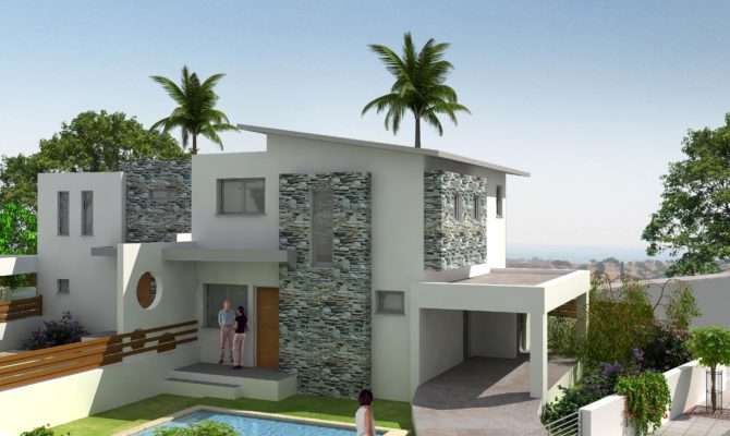 Cool Modern Houses House Plan