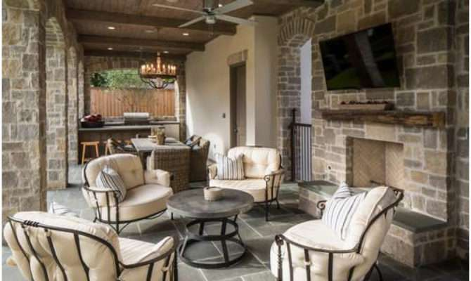 Cool Patio Ideas Lot Lines