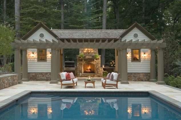 Cool Pool House Bar Adore
