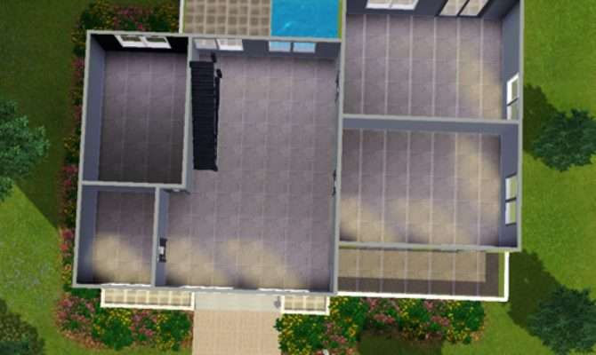 Cool Sims Ultimate Modern House