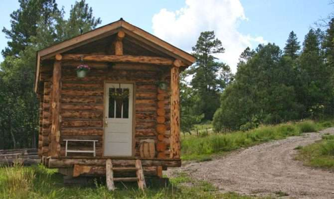 Coolest Cabins Tiny House Log Cabin