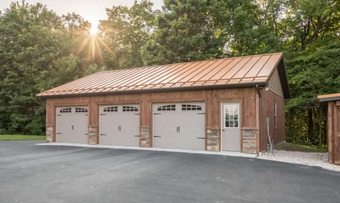 Copper Penny Roof Car Garage Martin Youtube