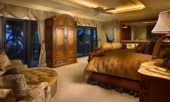 Coral Gables Mansion Mediterranean Bedroom Miami