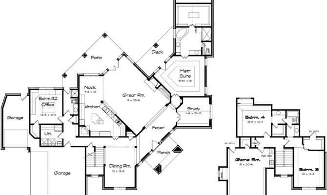 Corner Lot House Plans Canada Architecture Design News