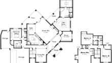 Corner Lot House Plans Don Gardner Designs