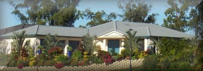 Corner Narrow Block Floor Plan Building House Designs Plans