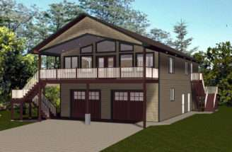 Cottage Cabin House Plans Edesignsplans