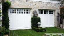 Cottage Custom Architectural Garage Door Dynamic