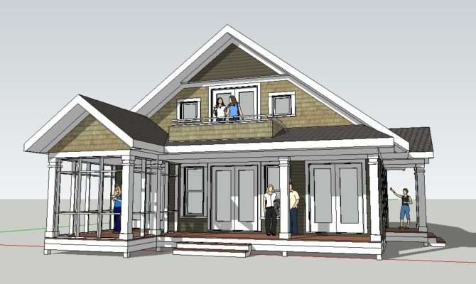 House plans seaside cottage