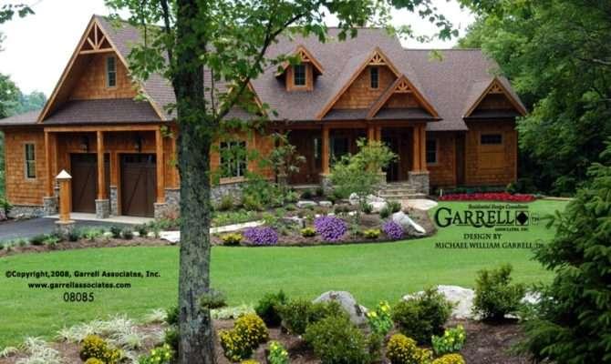 Cottage House Plan Floor Craftsman