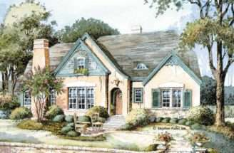 Cottage House Plans Dream Home Source English