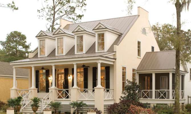 Cottage Plan House Plans Porches Southern Living