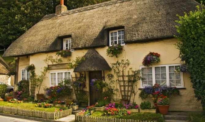 Cottage West Lulworth Dorset Flickr Sharing