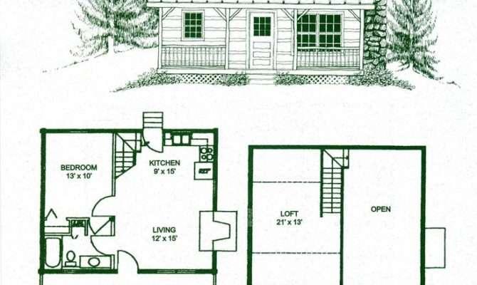 Cottages Floor Plans Design Gurus
