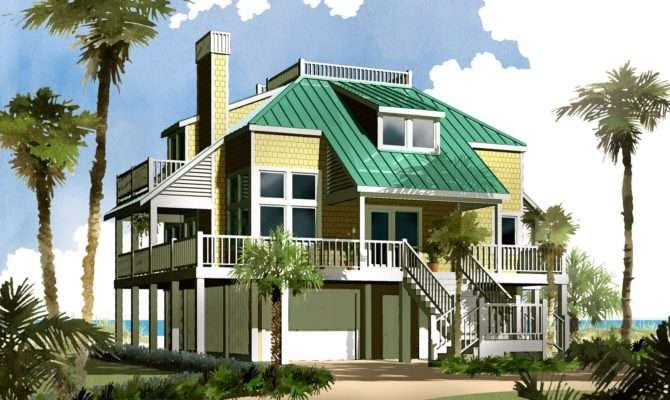 Cottages House Plans Pleasent Outdoor Living Wrap Around Porch