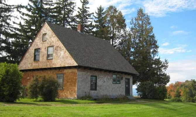 Cottages Houses Shelburne Farms