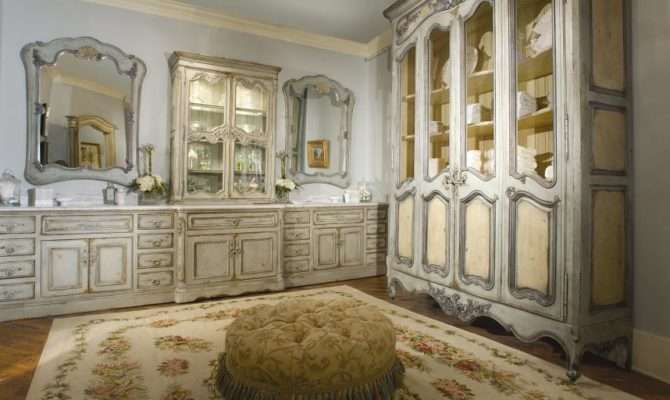 Country Casual Elegance Bathrooms French