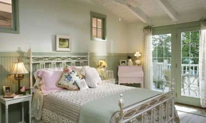 Country Cottage Bedroom Decorating Ideas