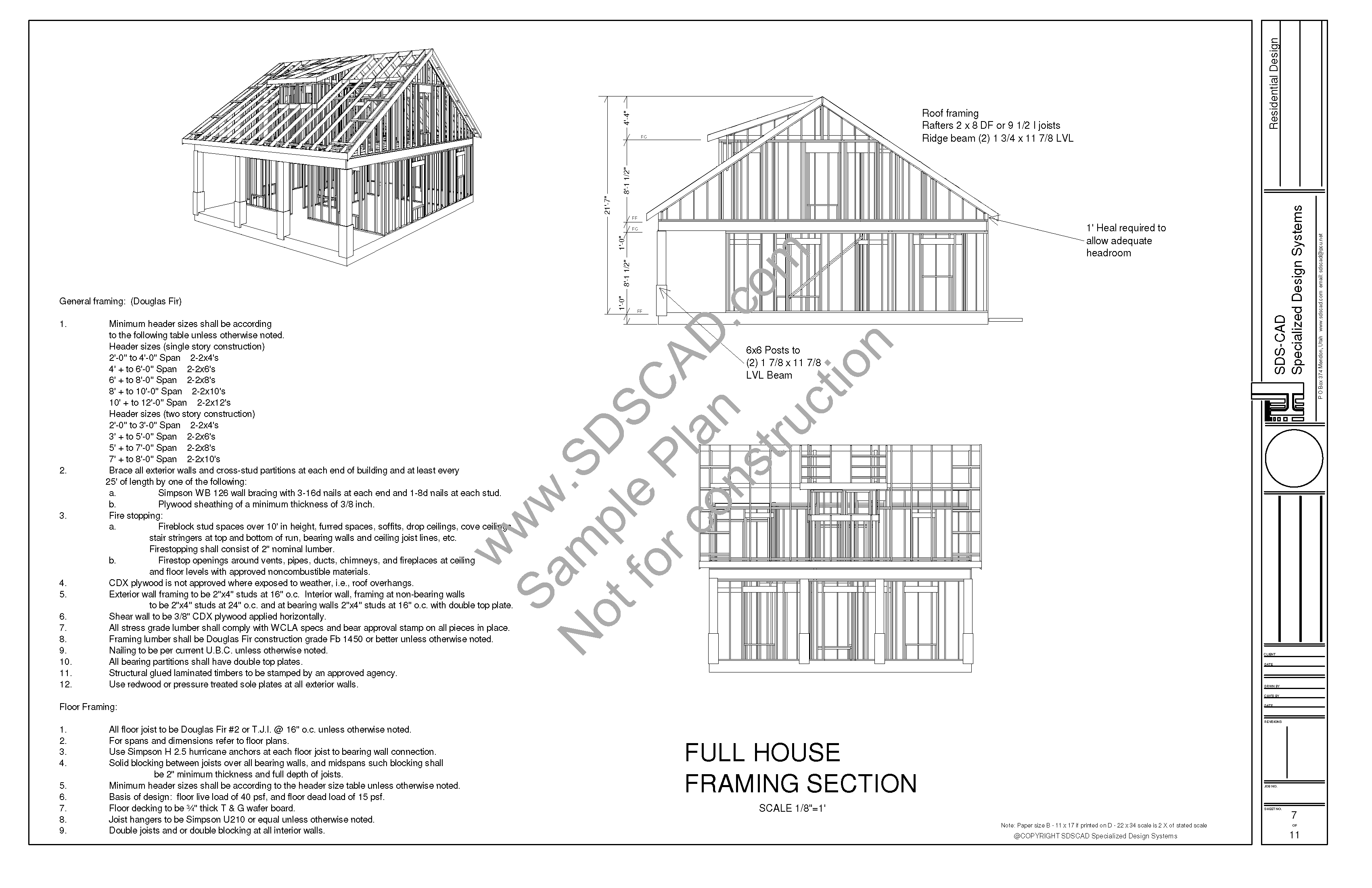 Country Cottage Cabin Small Home Plans Blueprints