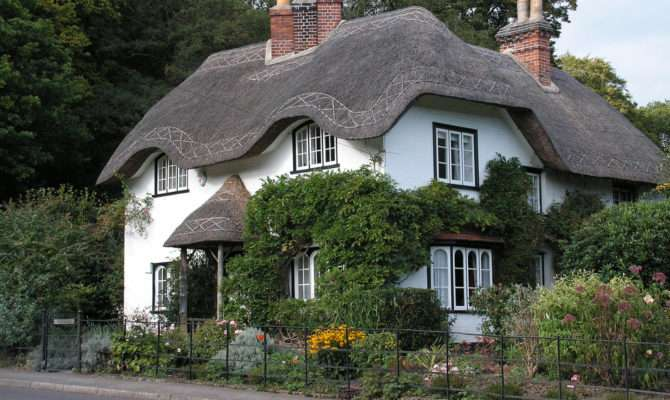 Country Cottages Gardens Here Little Cottage