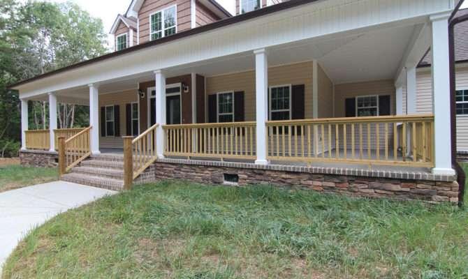 Country Farmhouse Stanton Homes