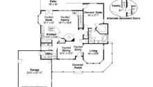 Country House Plan Trinity Floor