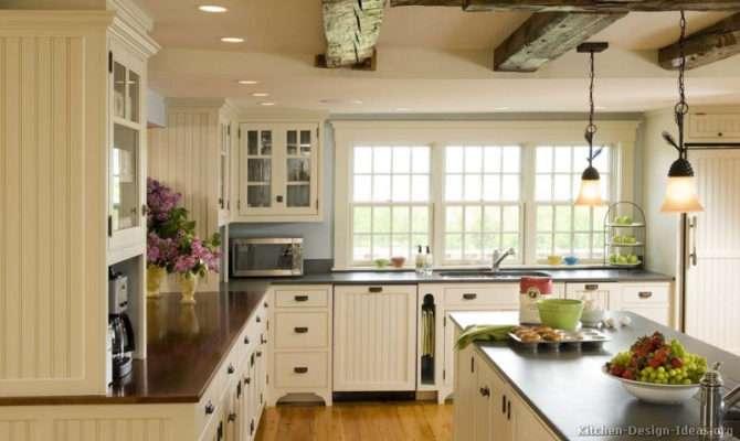 Country Kitchen Design Decorating Ideas Smiuchin