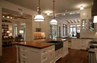 Country Kitchens House Plans