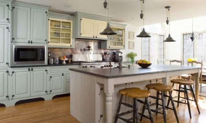 Country Modern Kitchen Designs