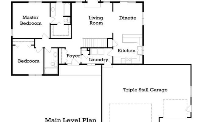 Country Rambler Floor Plans Ihpdesign Home