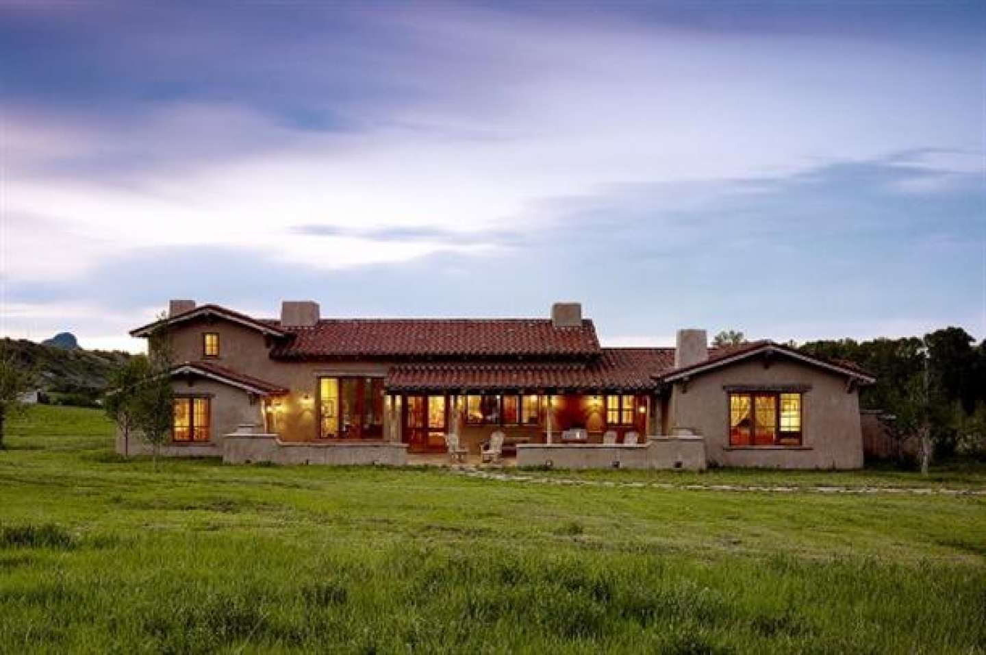 Country Ranch Houses Design House Style