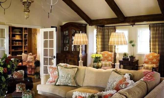Country Room French Decor Love