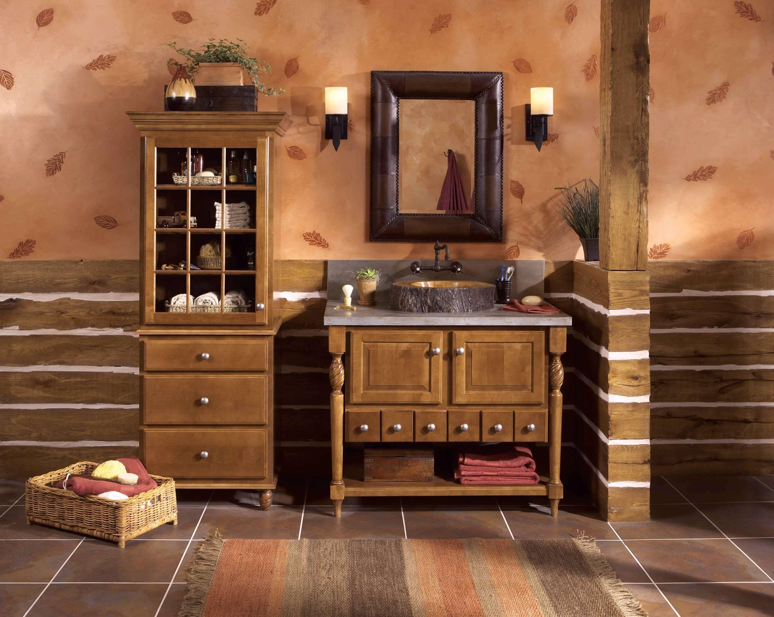 Country Style Bathrooms Design Bathroom Phtotos