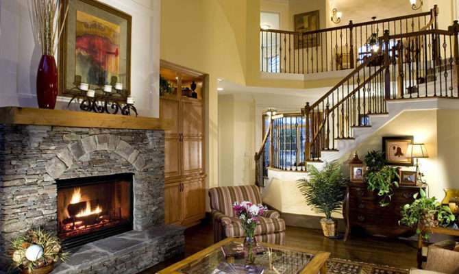Country Style Home Design Interior