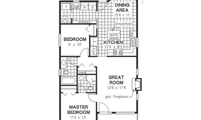 Country Style House Plans Plan
