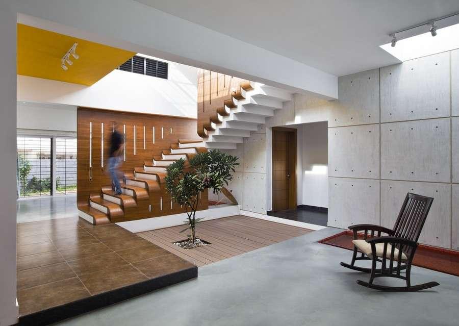 Courtyard House Bangalore Architect