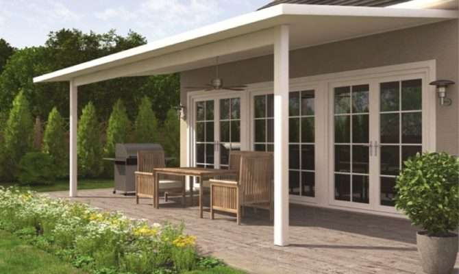 Covered Back Porch Porches Designs Ideas