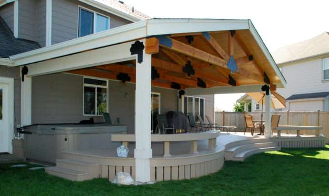 Covered Deck Plans Newsonair