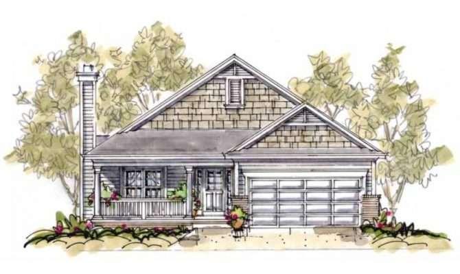Cozy Cottage Hwbdo Builderhouseplans