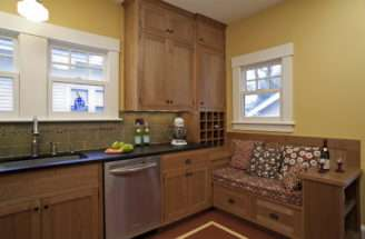 Craftsman Bungalow Kitchen Kitchens