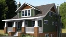 Craftsman Bungalow Plans Houseplans