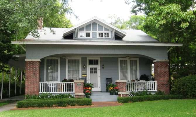 Craftsman Bungalow Style Home Decorating Ideas