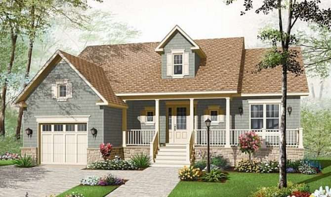 Craftsman Design Bungalow House Plans