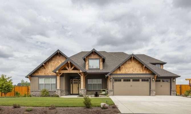 Craftsman House Plan Ashby Sqft