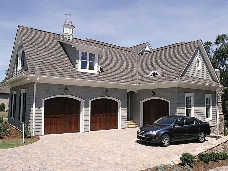 Craftsman House Plan Garage Plans More