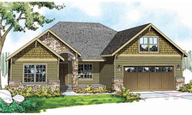 Craftsman House Plans Cascadia Associated Designs