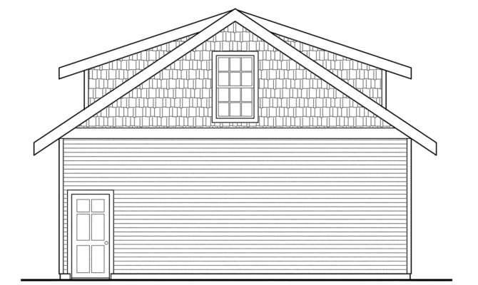 Craftsman House Plans Garage Living Associated Designs