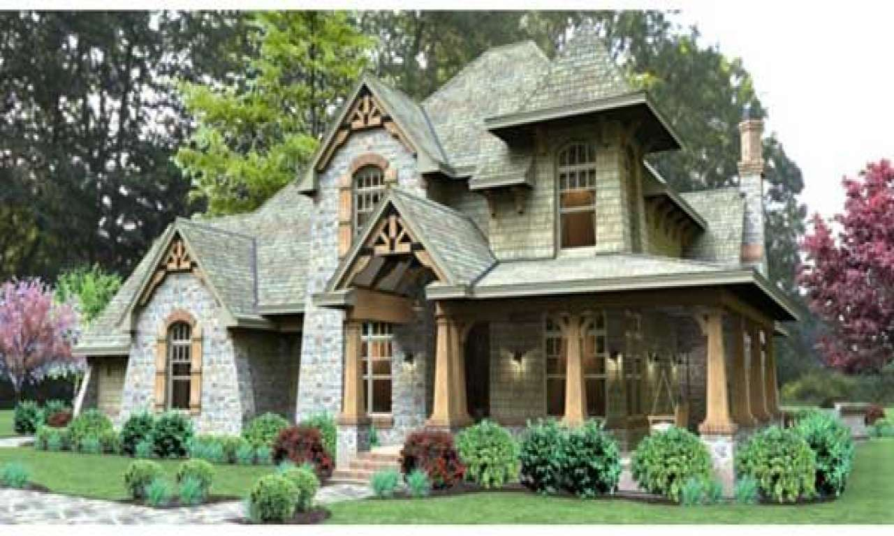 Craftsman House Plans Small Cottage Style